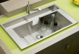 Outdoor Sinks & Dishwashers