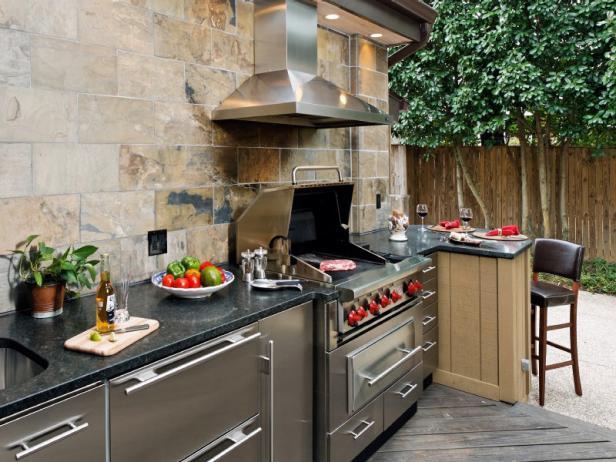 Toronto Outdoor Kitchens