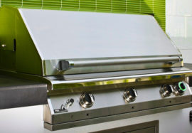 BUILT-IN OUTDOOR KITCHEN GRILLS, SIDEBURNERS & WARMING DRAWERS