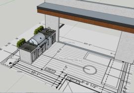 GETTING STARTED / FREE 3D DESIGN / OUTDOOR KITCHEN DESIGN IDEAS